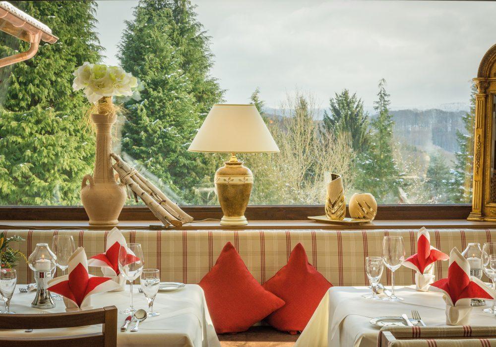 Restaurant-Tisch